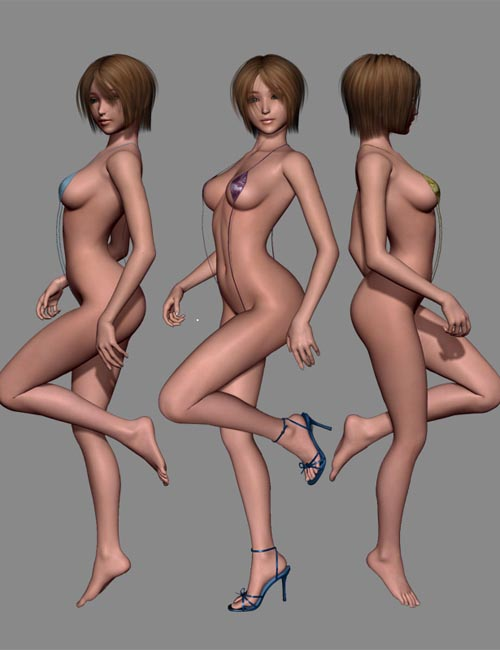 SlingShot SwimSuit for V4A4