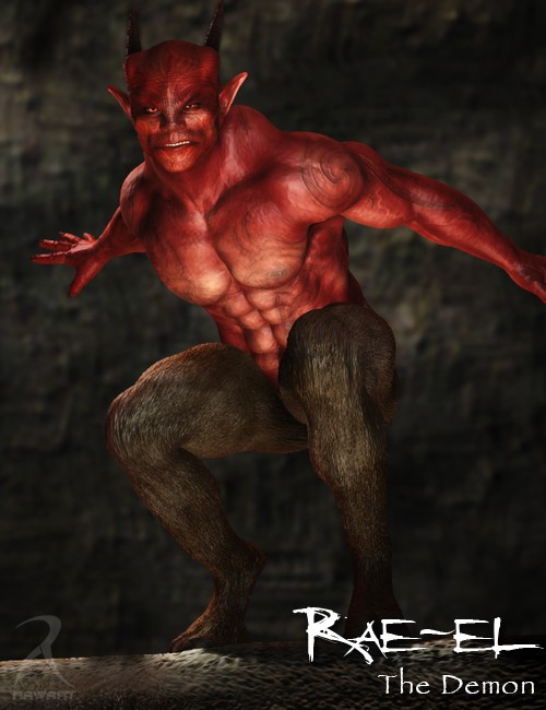 Rae-el - The Demon