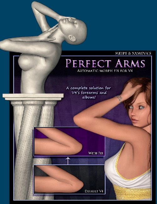 Perfect Arms V4 - Automatic Fix