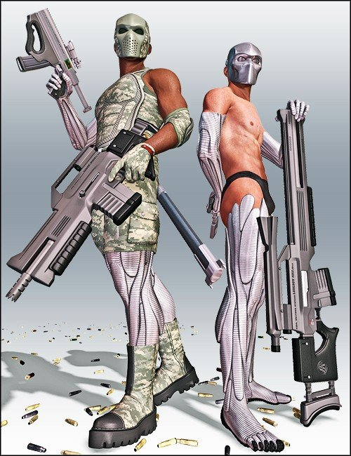 Cyberpunk M4 Expansion