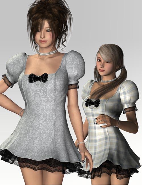 V4M dress for V4A4