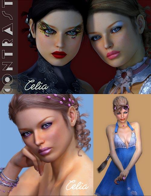 CONTRAST - ES Celia