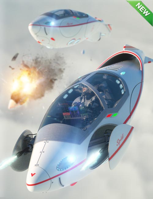 Aircraft Spidi
