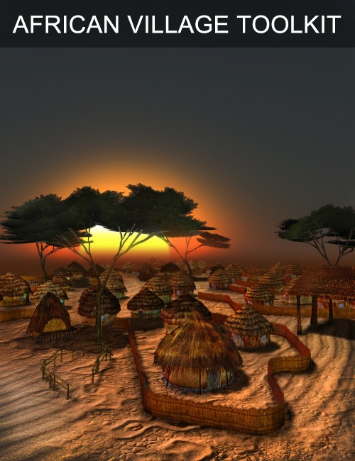 African Village Toolkit by AM