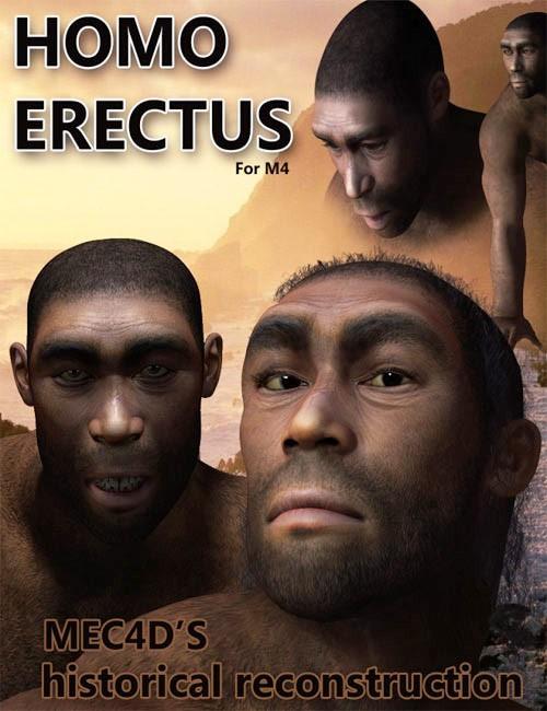 Homo Erectus M4 [UPDATE]