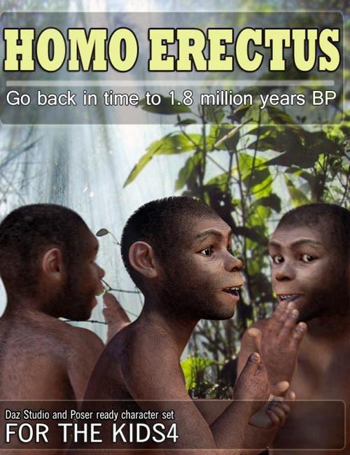 Homo Erectus K4 [UPDATE]