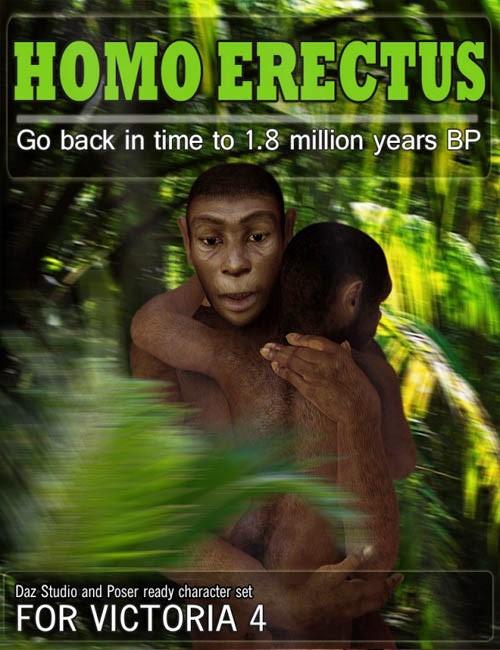 Homo Erectus V4 [UPDATE]