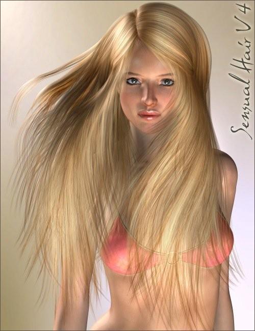 Sensual Hair V4