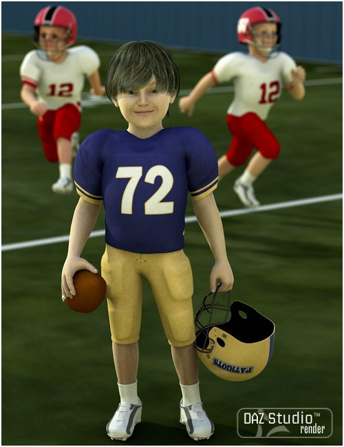 K4 Football Uniform
