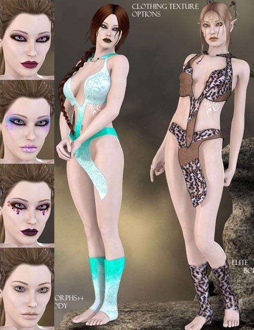 Fantasy Girls: Lynara
