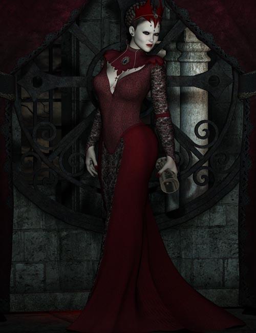 Wicked Queen Morticia Bundle