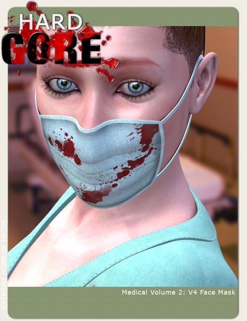 HARDGore - V4 Med Mask