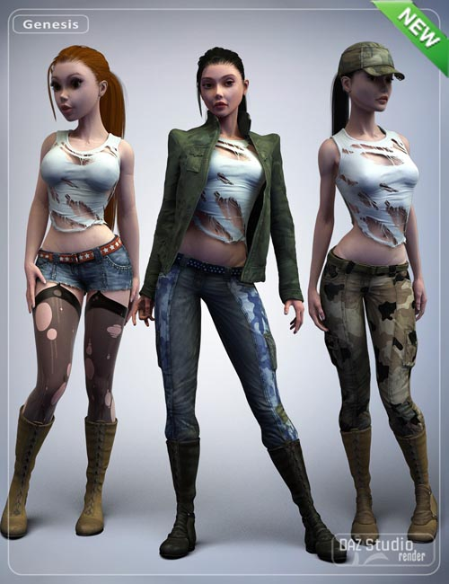 SG Pants Texture Expansion