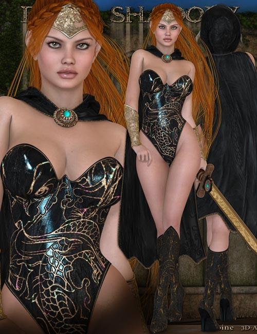 HLEKTRIK & Dark Shadow Bundle - Heroine