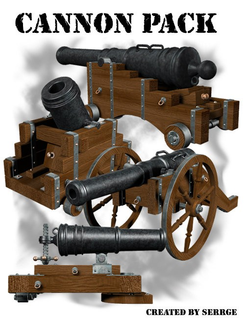 Cannon Pack