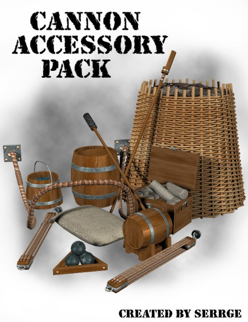 Cannon Accessory Pack [UPDATE]