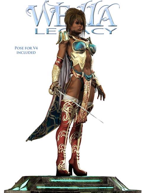 Weiia Legacy