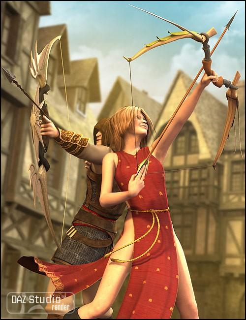 Arcane Archery