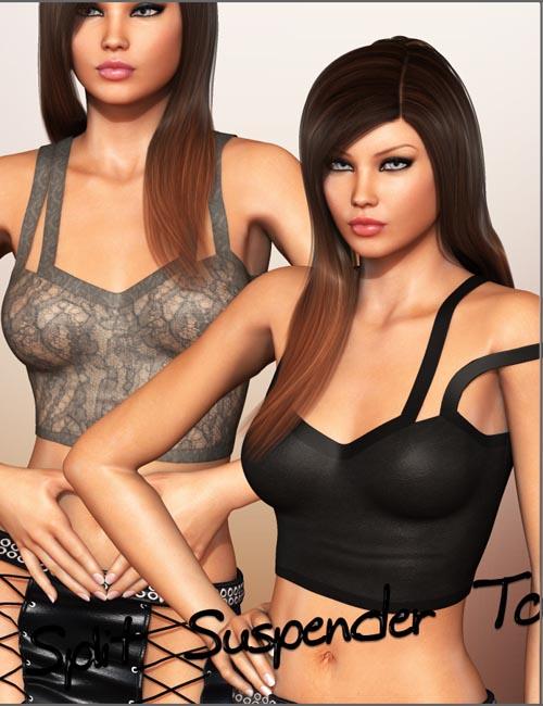 Split Suspender Top V4/A4/G4