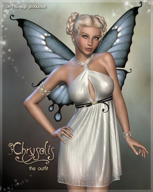 Chrysalis Outfit