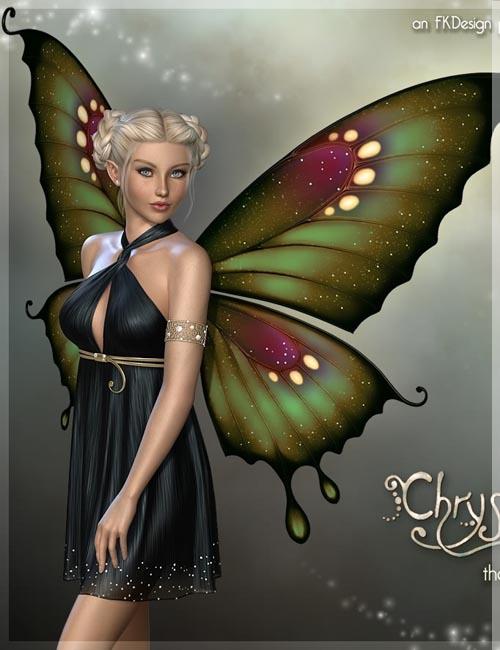 Chrysalis Wings