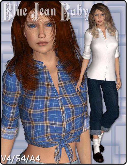 WD_Blue Jean Baby