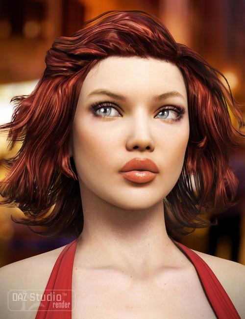 Colors for Georgina Hair