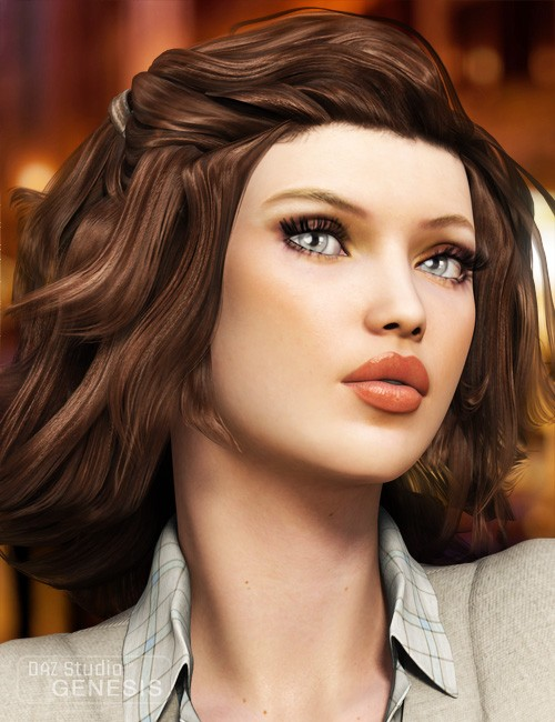 Georgina Hair for Genesis