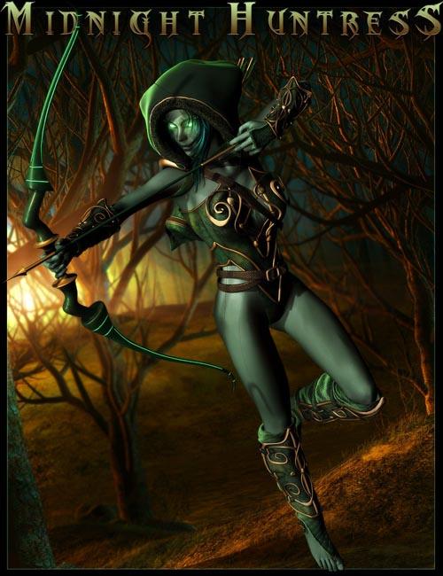 Midnight Huntress for Genesis