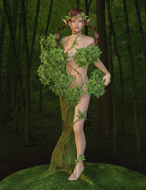 Forest Dryad Bundle