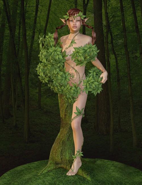 Forest Dryad Bundle