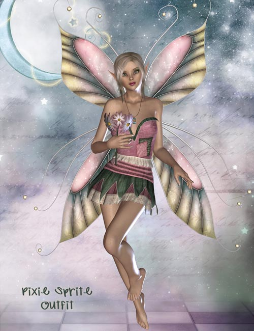 Pixie Sprite Outfit