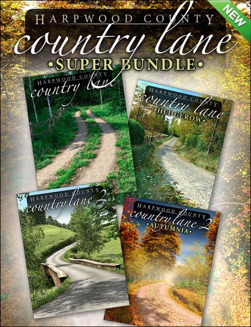 Country Lane - Super Bundle