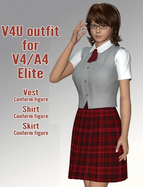 V4U outfit for V4A4