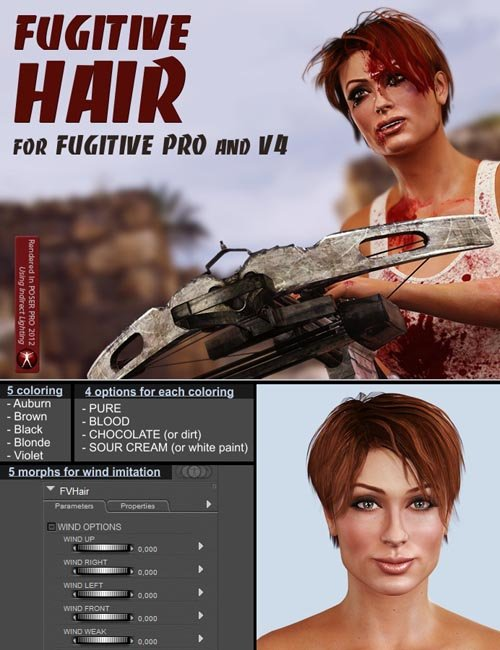 FUGITIVE HAIR