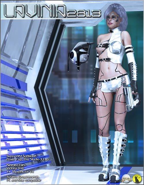 PS-Lavinia-2813 Expansion Set for V4