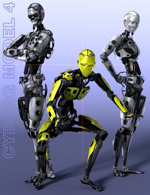 Cyborg Model 4
