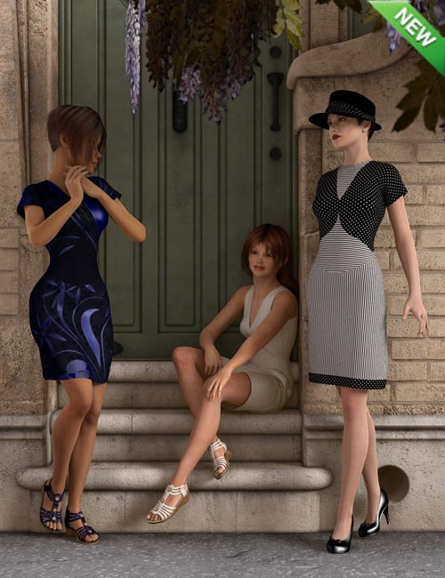 Ordinarily Two for Genesis 2 Female(s)