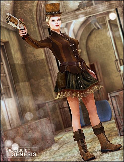 Lady Blaze for Genesis