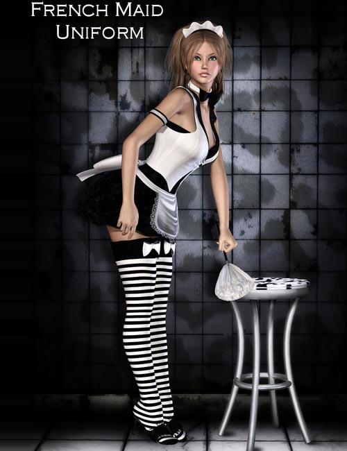 French Maid Uniform
