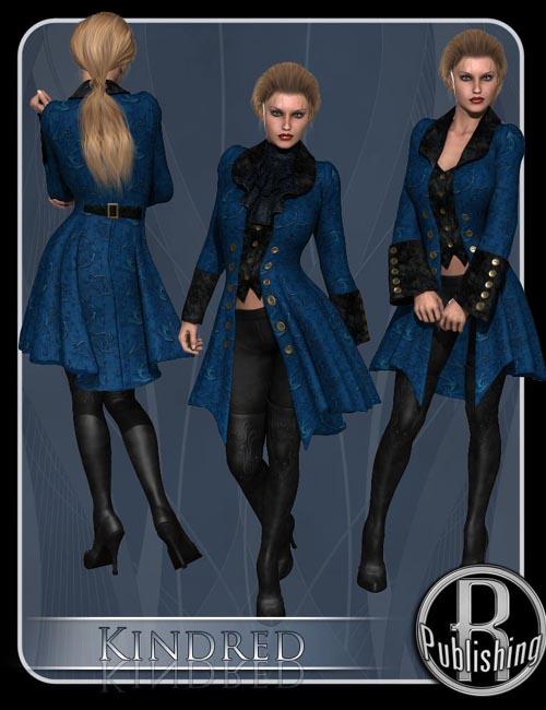 Kindred Clothing V4, A4, S4