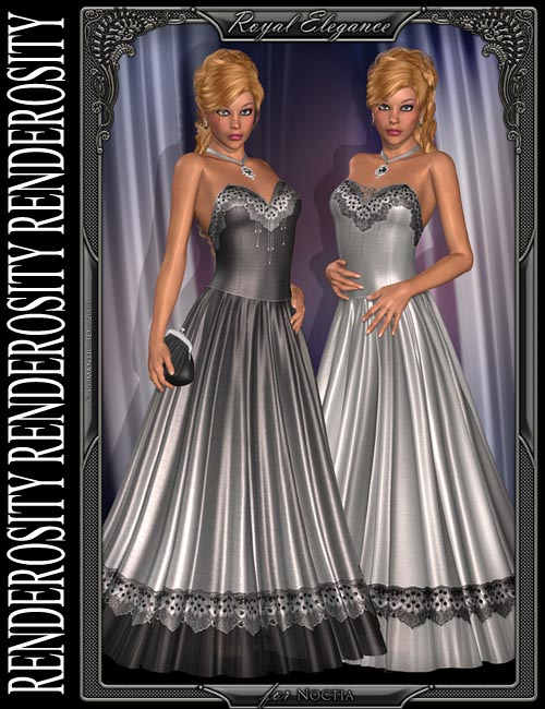 *Royal Elegance*- for Noctia