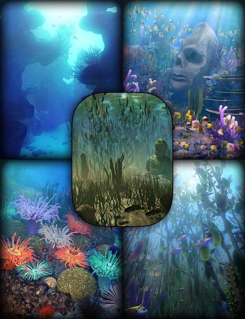 Gardens of Poseidon - Super Bundle