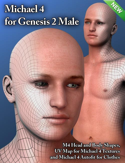 Michael 4 for Genesis 2 Male