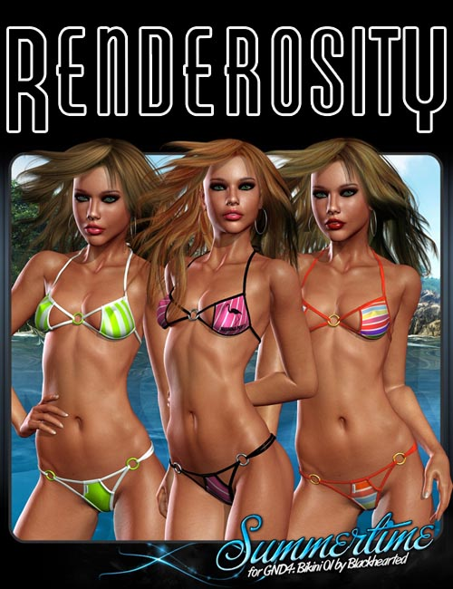 Summertime for GND4: Bikini 01