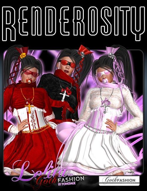 Lolita for Goth Fashion