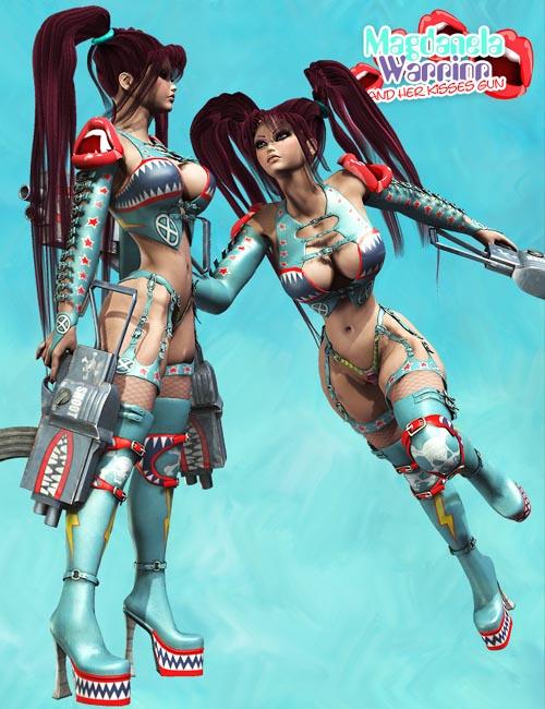 Magdanela Warrior V4/A4/G4/Elite