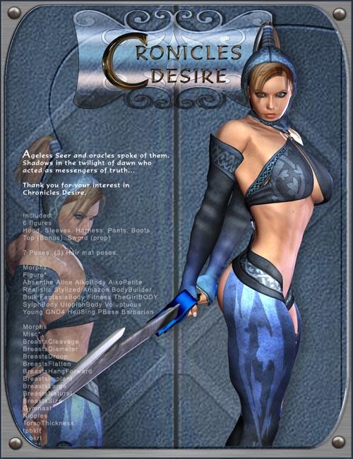 Chronicles Desire