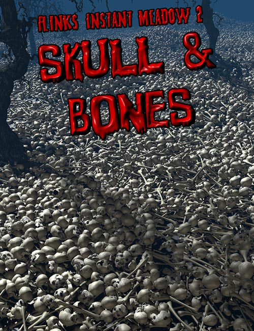 Flinks Instant Meadow 2 - Skull&Bones