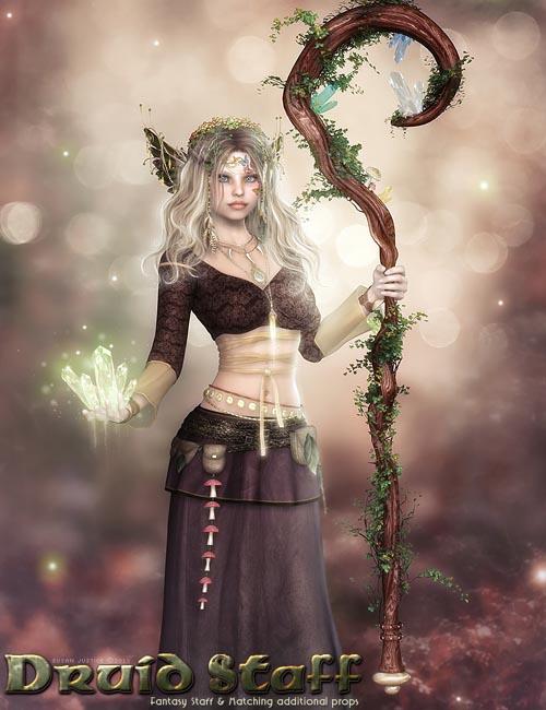 SV's Druid Staff